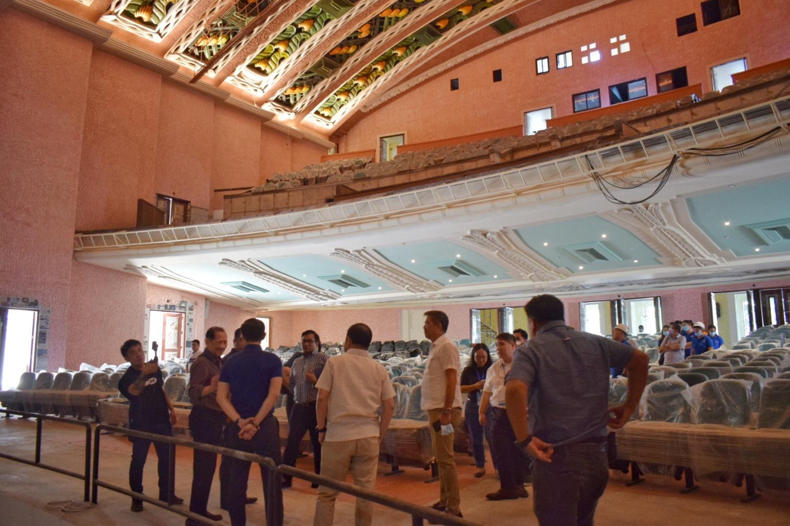 Metropolitan Theater Rehabilitation
