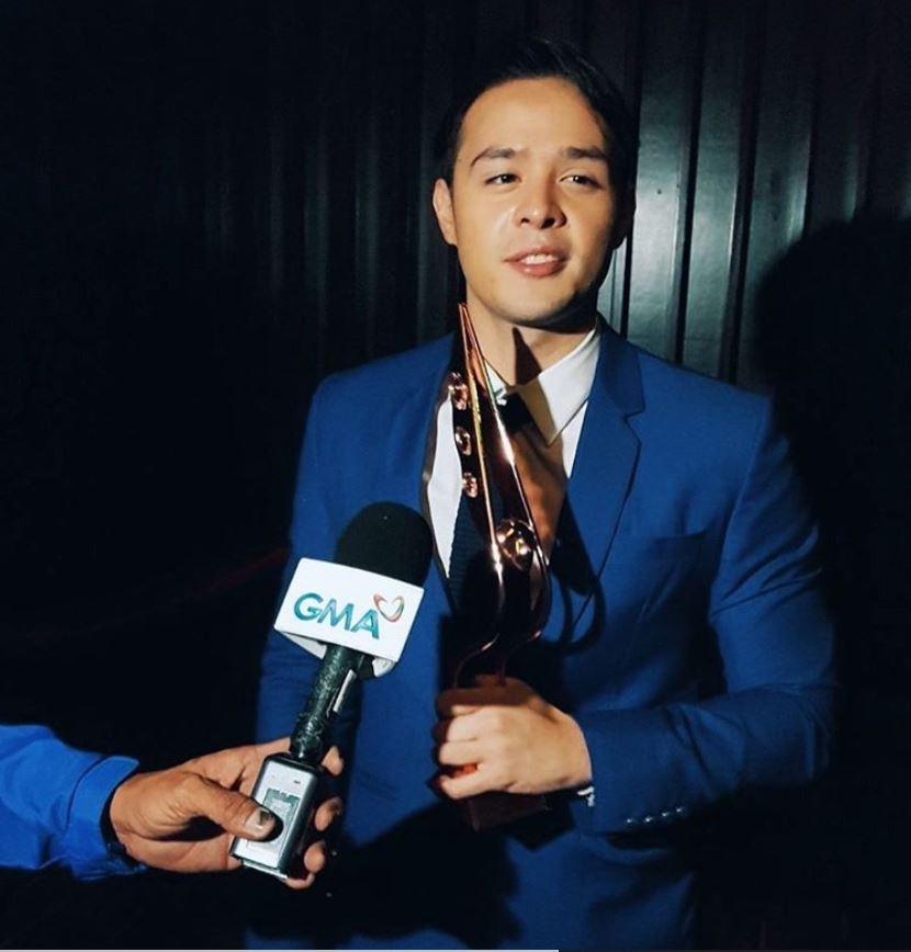 Martin del Rosario Asian TV Awards