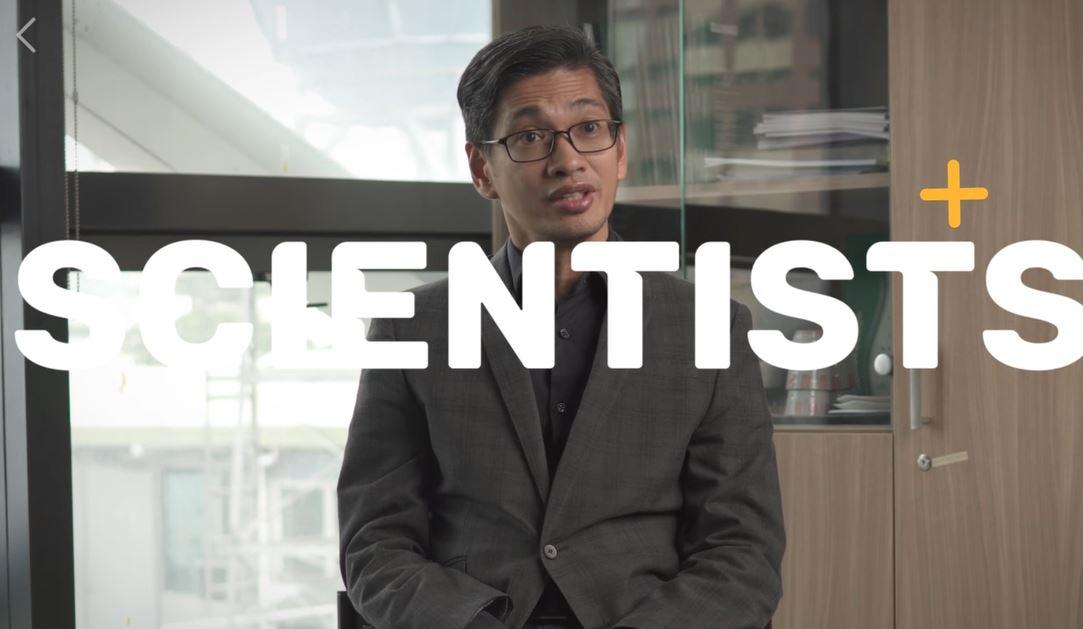 Pinoy scientists Newton Prize