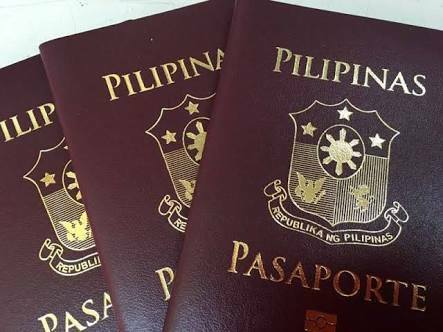 New Philippine Passport