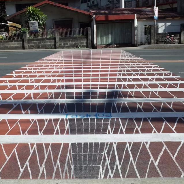 Antipolo 3d pedestrian