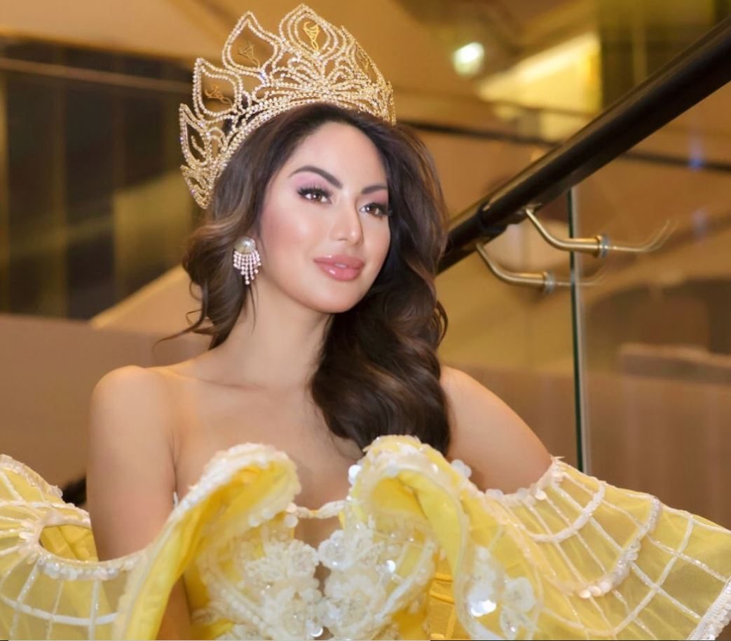 Riza Santos Miss Global