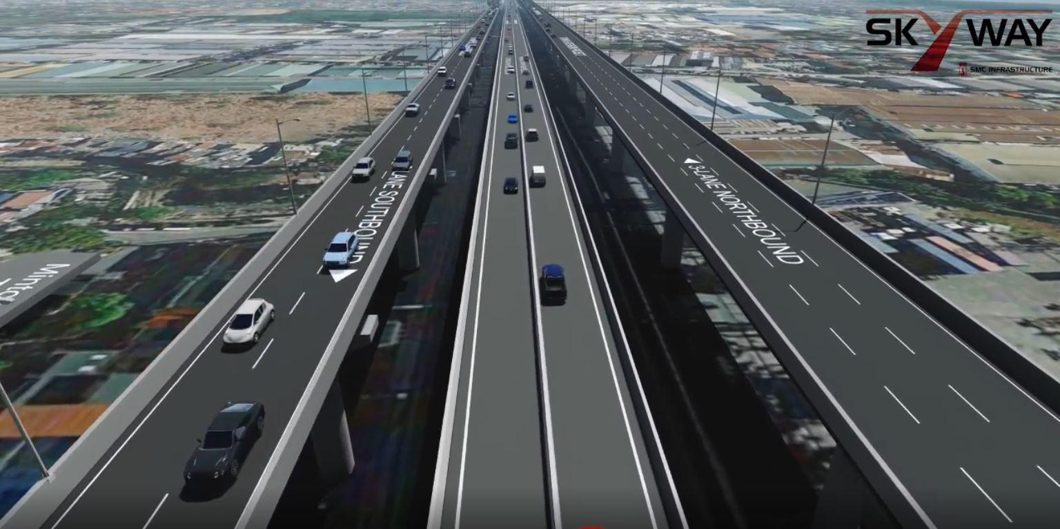 EDSA Major road projects
