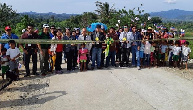 South Cotabato newly bridge