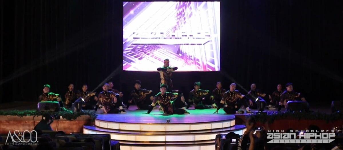 UST Galvanize dance