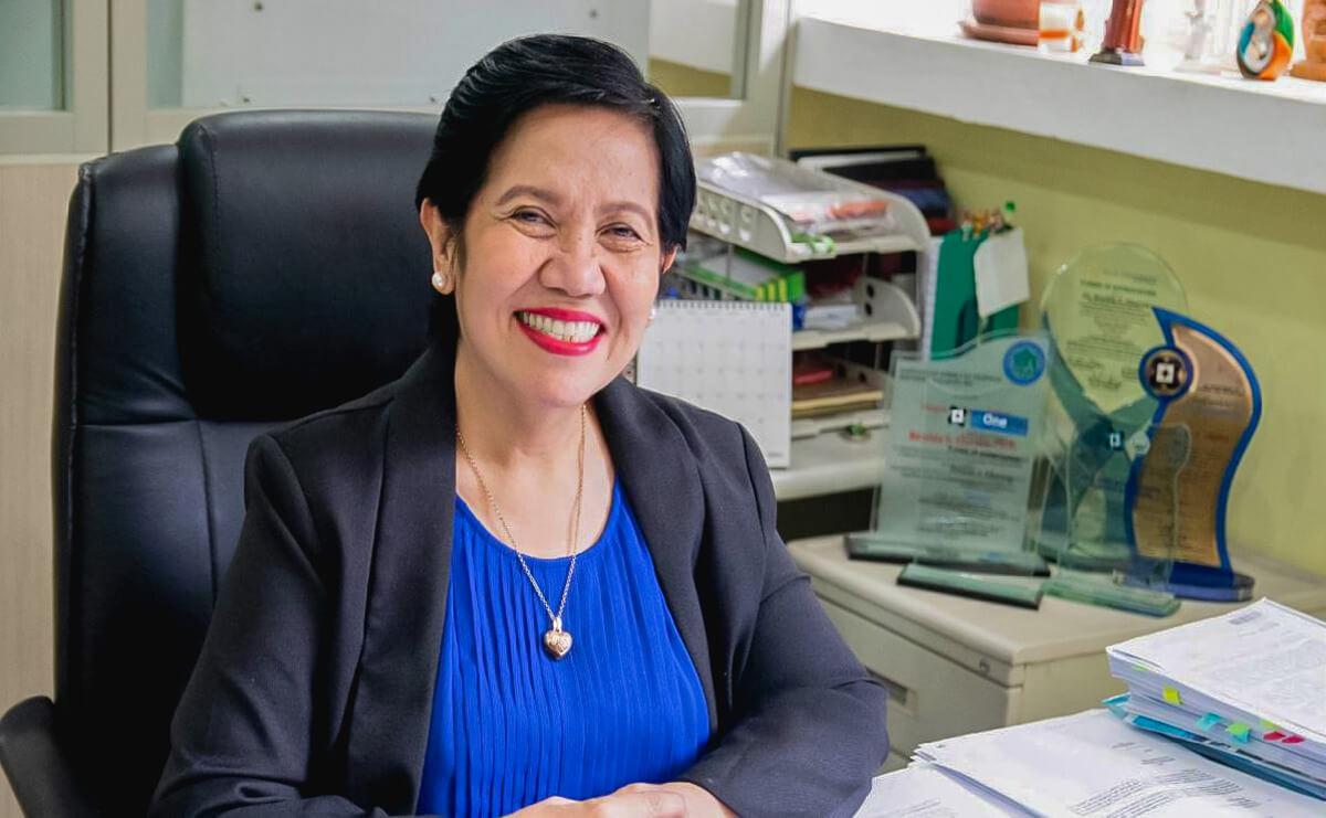 Dr. Benilda Ebarvia