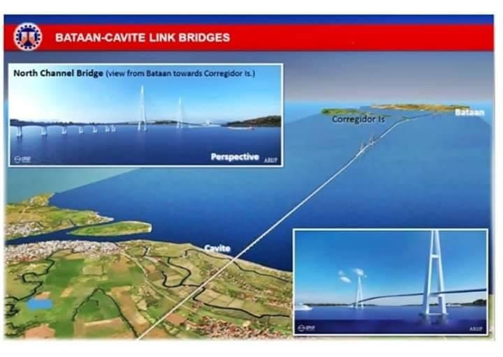 Bataan-Cavite Mega bridge