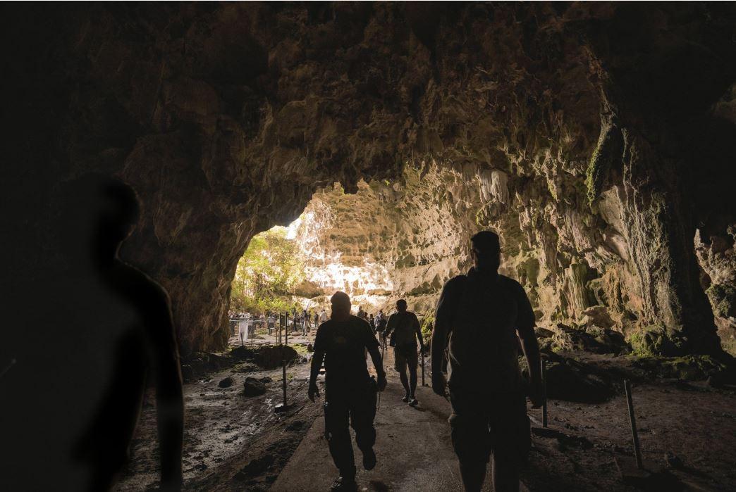 Callao Cave Homo Luzonensis