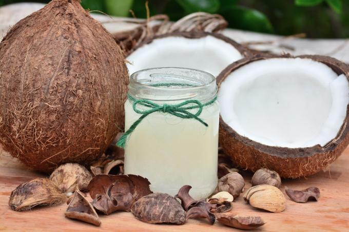 Coconut oil COVID-19 cure