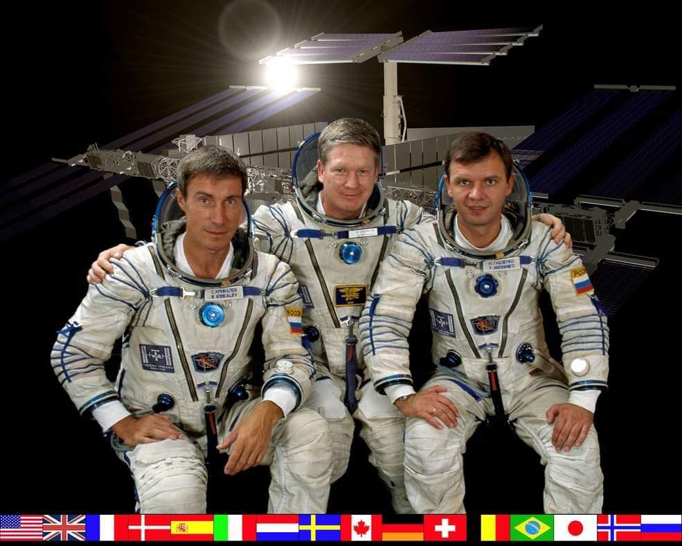 Astronaut spacesuits DLSU