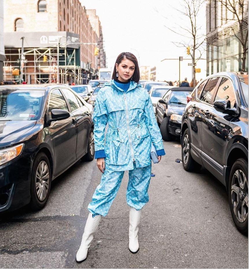 Janine Gutierrez New York Fashion