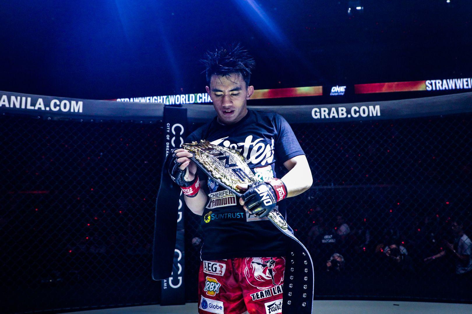 Joshua Pacio ONE Championship