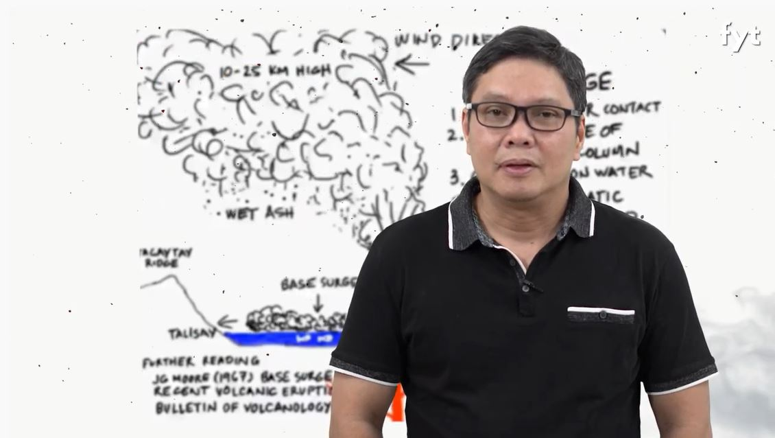 UP Scientist Mahar Lagmay