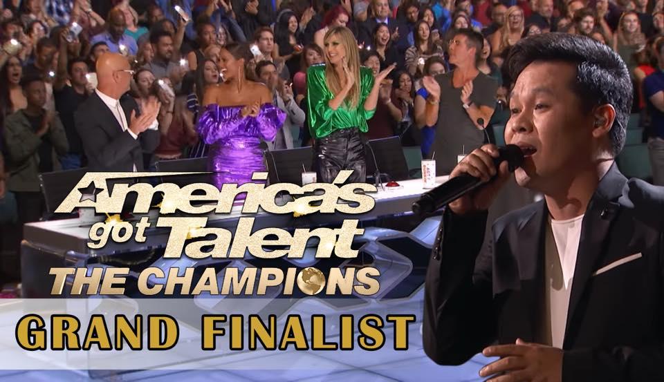 Marcelito Pomoy America's Got Talent