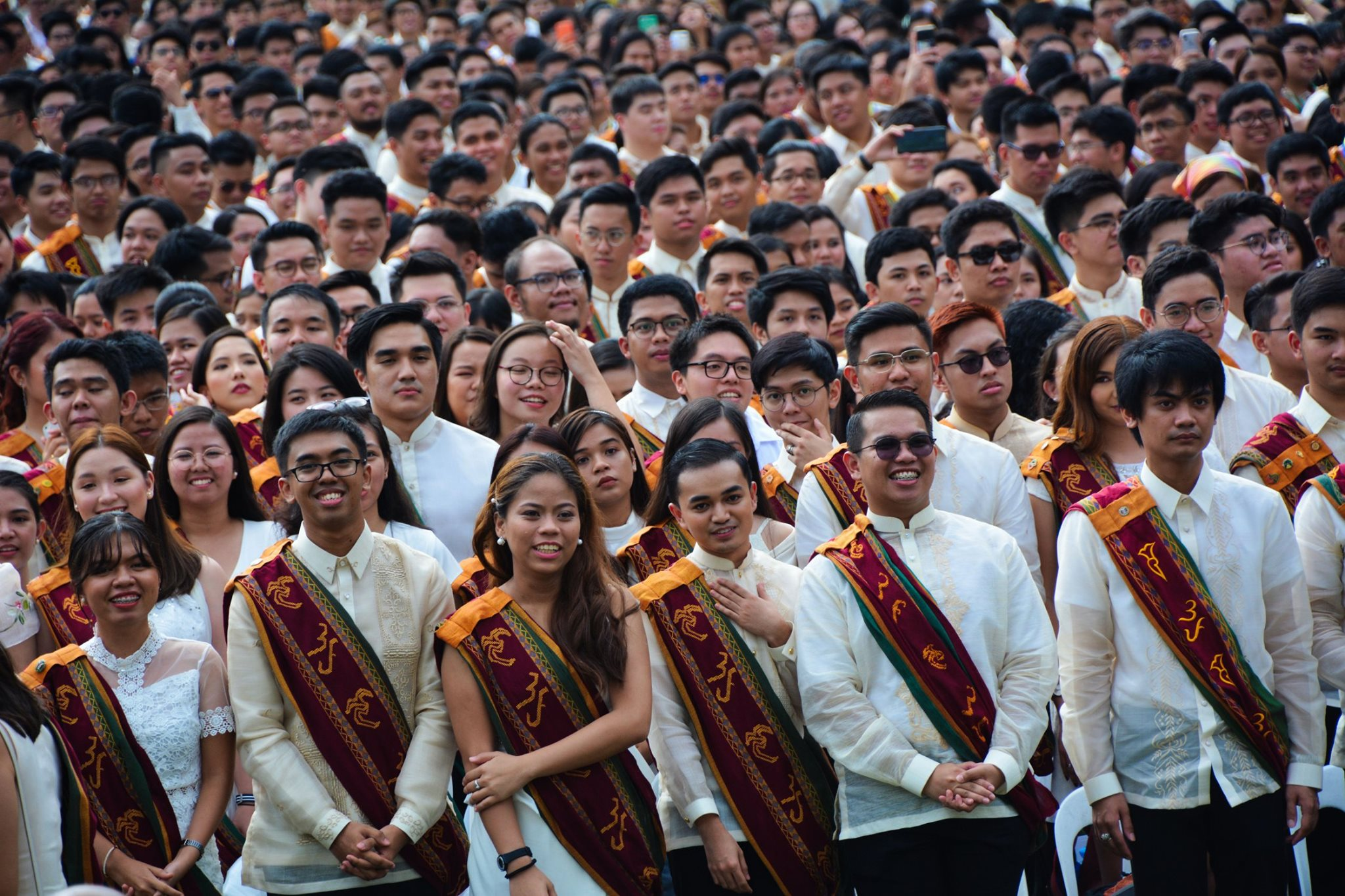 UP Sablay Filipiniana