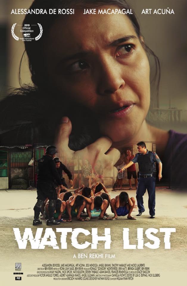 Alessandra de Rossi Watch List