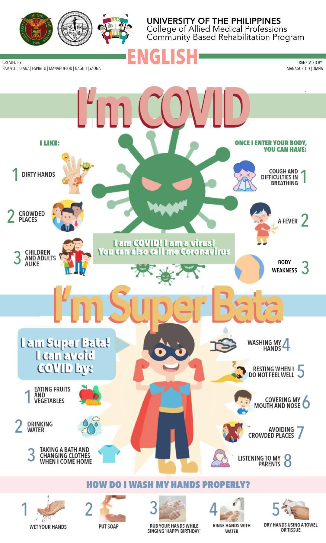Protect kids from CORONA Virus