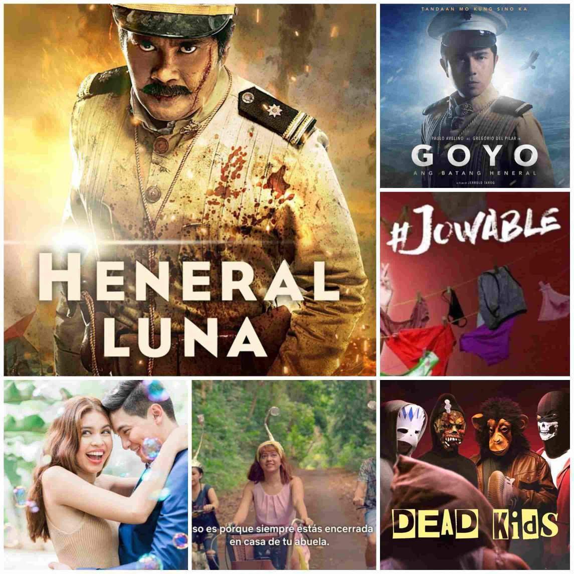 Netflix filipino movies to watch on Quarantine