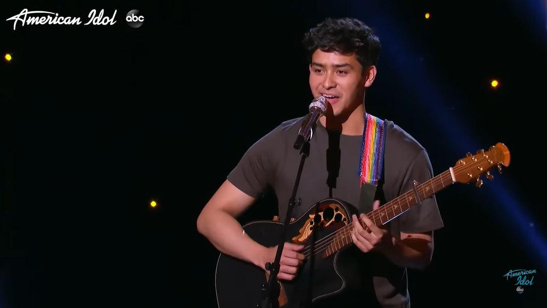Francisco Martin American Idol