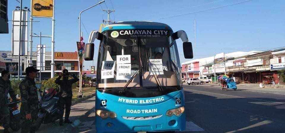 Hybrid Electric Road Train