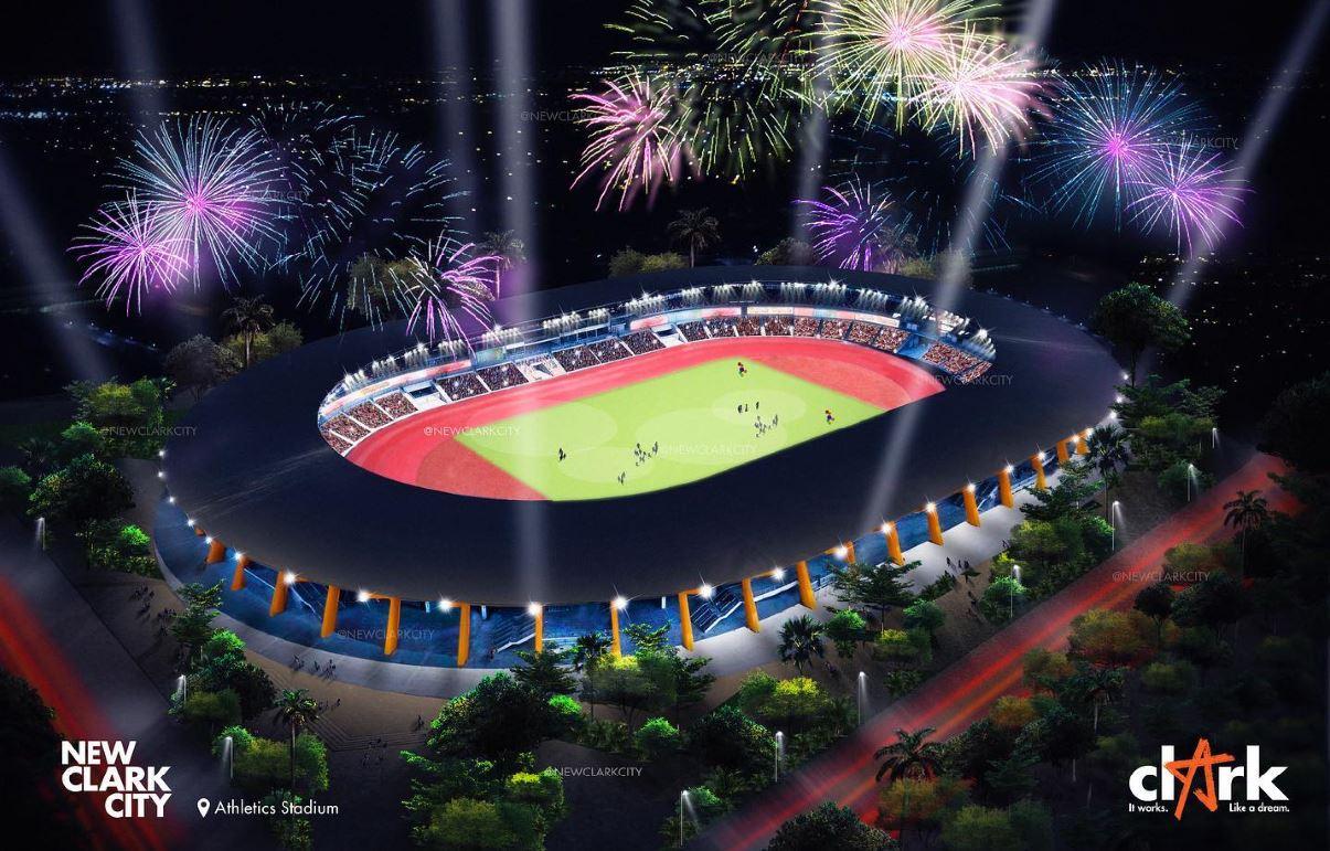 New Clark City Stadium top 10 nominee