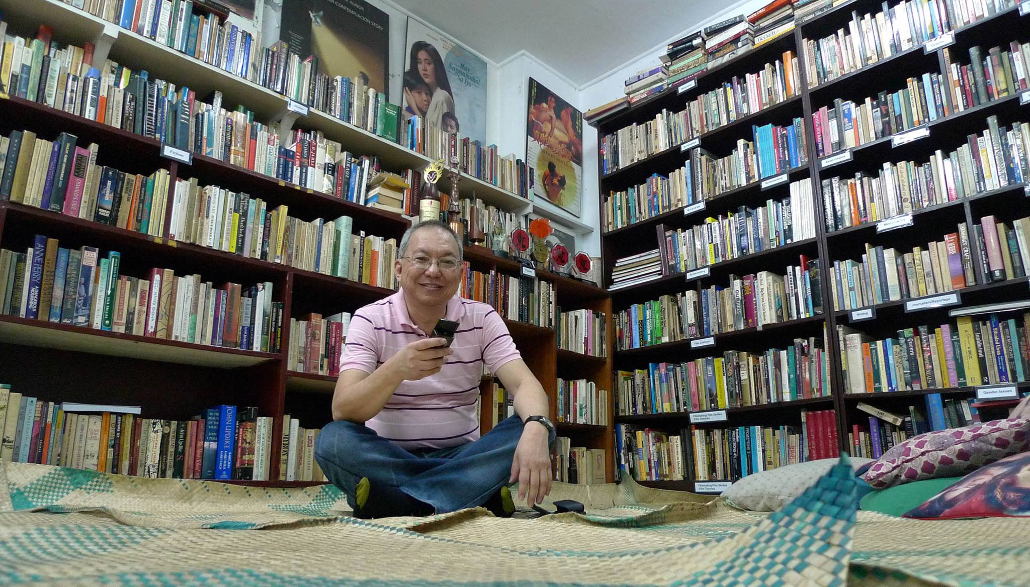 Ricky Lee scriptwriting workshop online