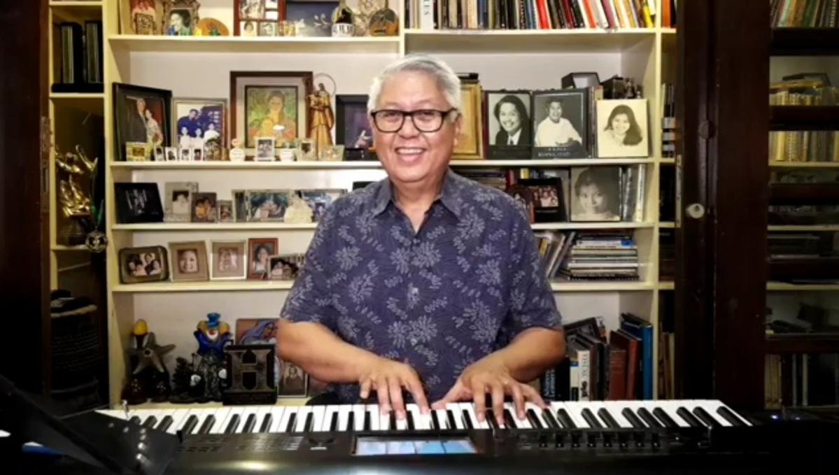 Ryan Cayabyab's Bayanihan Musikahan