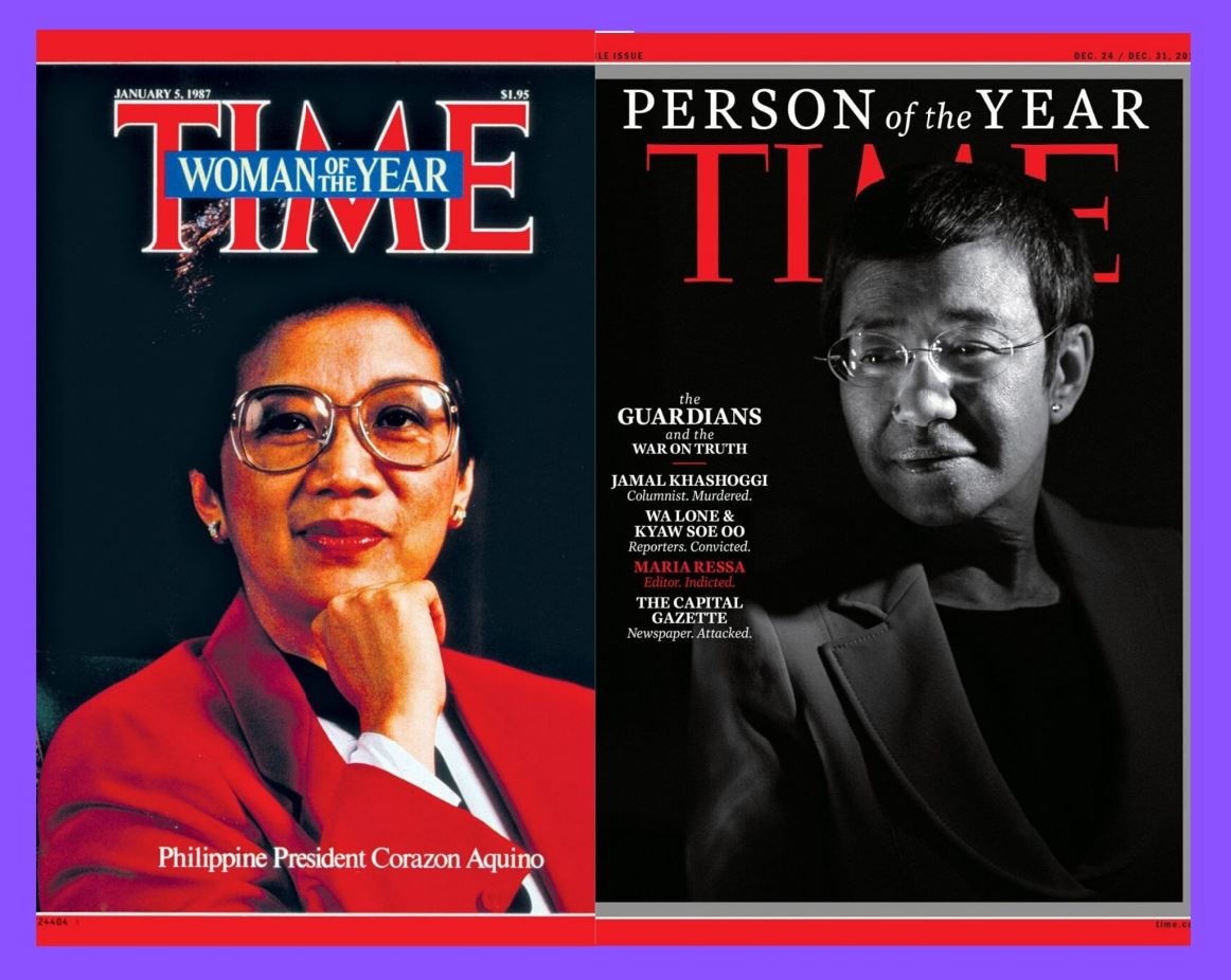 TIME Magazine's 100 Women of the Year
