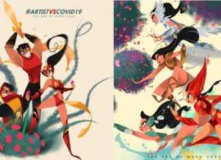 Pinoy superheroes vs COVID 19