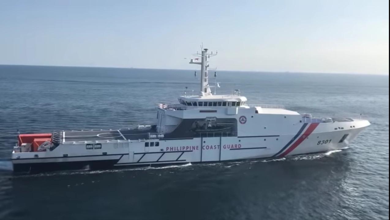 PCG Gabriela Silang ship