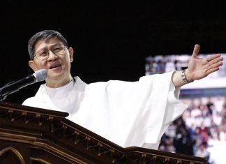 Cardinal Luis Antonio Chito Tagle