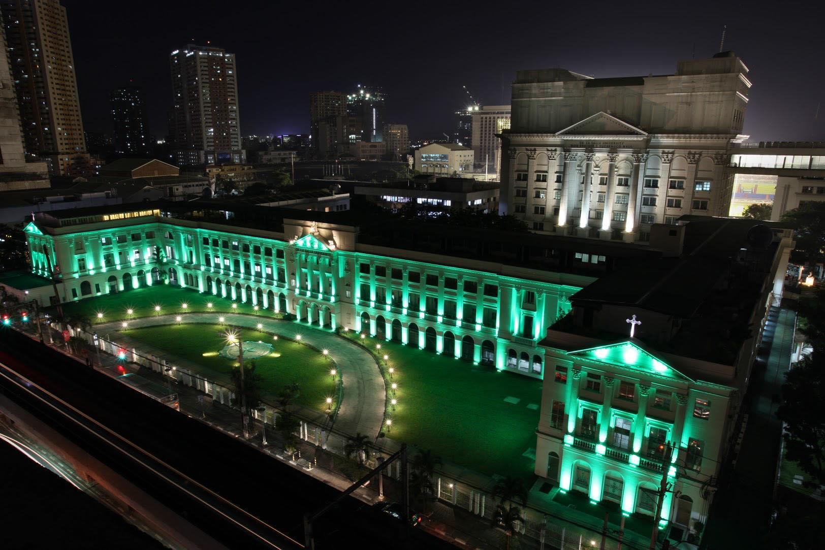 DLSU Manila support