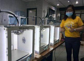 Eat Bulaga UST 3D Printers