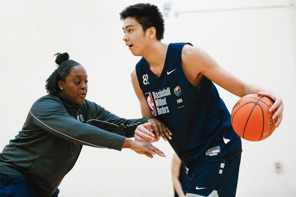 Kai Sotto's Pinoy NBA player