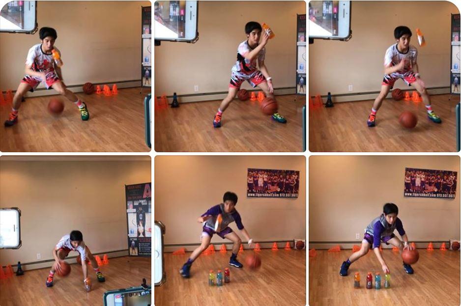 Ryan Ang's Gatorade Bottle Challenge