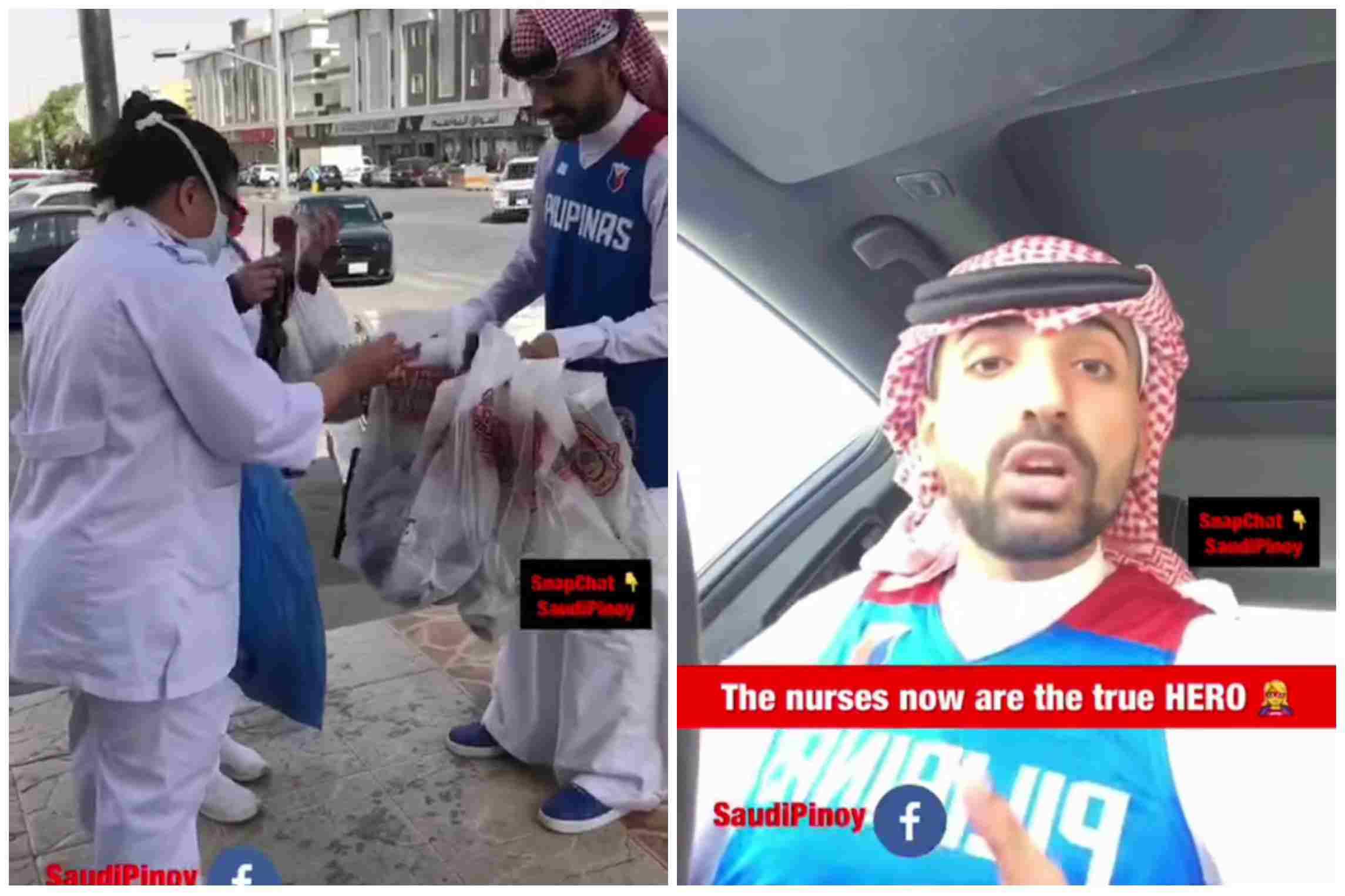 The Saudi Pinoy Ahmed Alruwaili