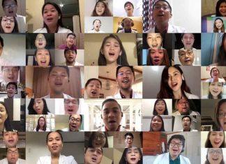 Up Doctors singing