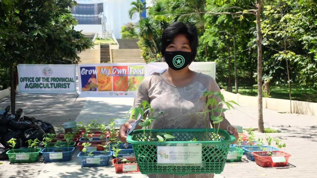 Bohol Backyard Food Garden