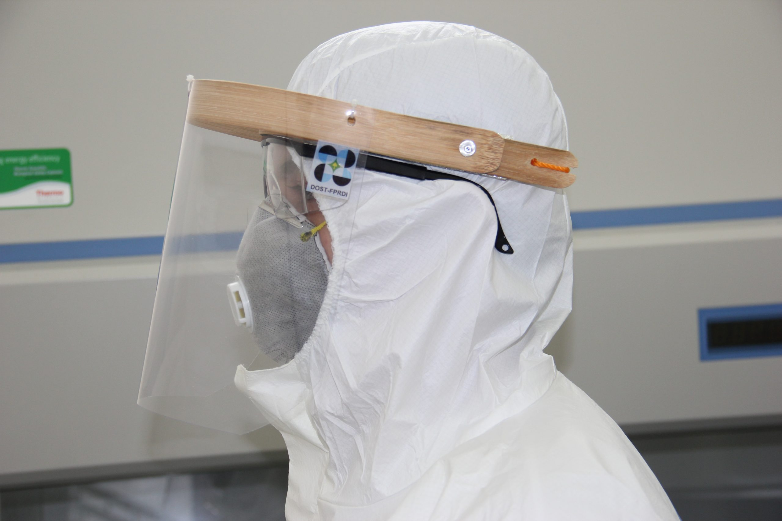 DOST PPE face shields