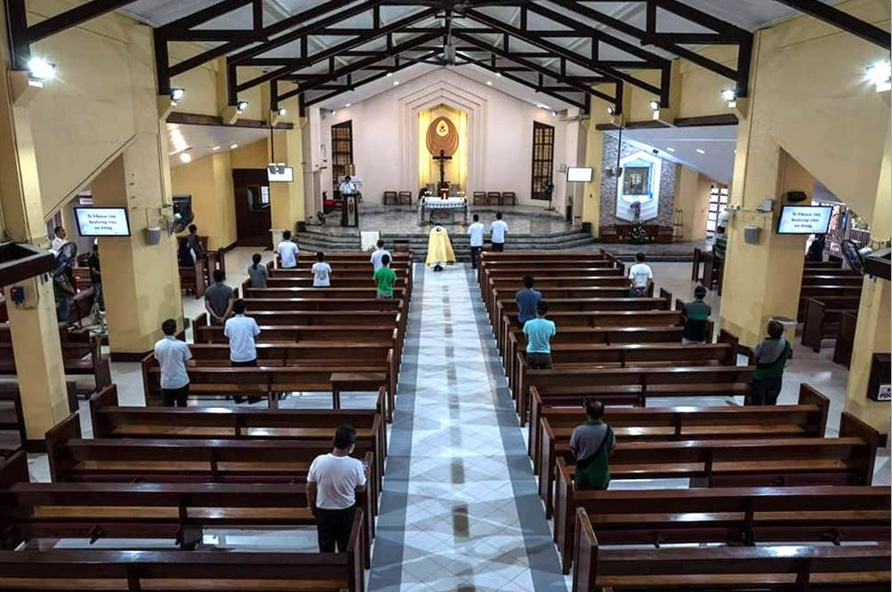 Philippine churches quarantine guidelines