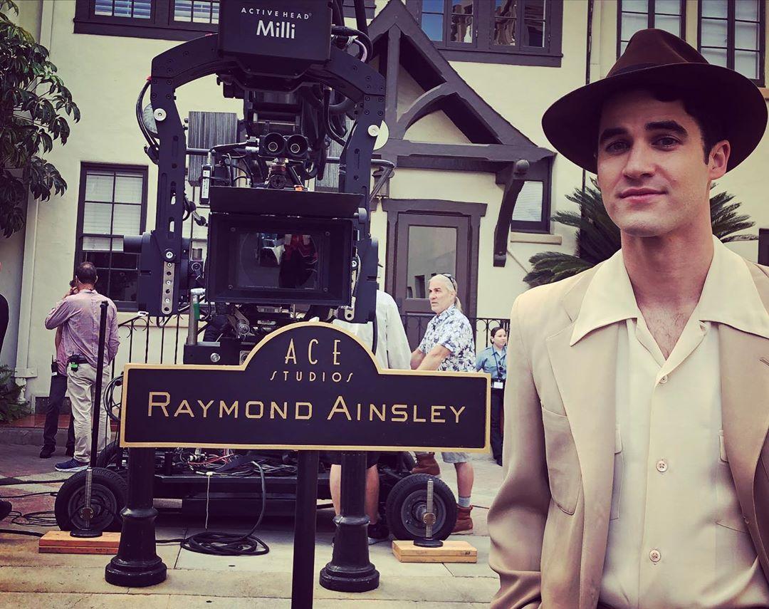 Darren Criss Netflix Hollywood