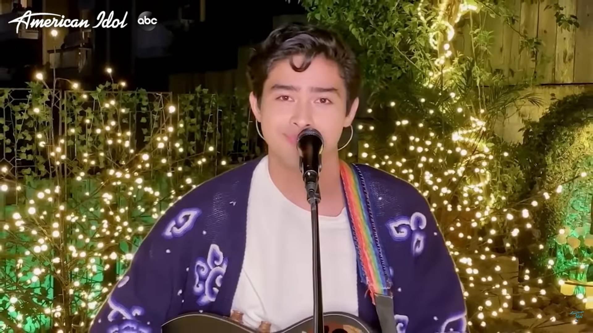 Francisco Martin American Idol Finale