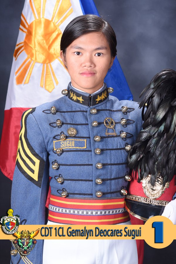Gemalyn Sugui PMA Class 2020