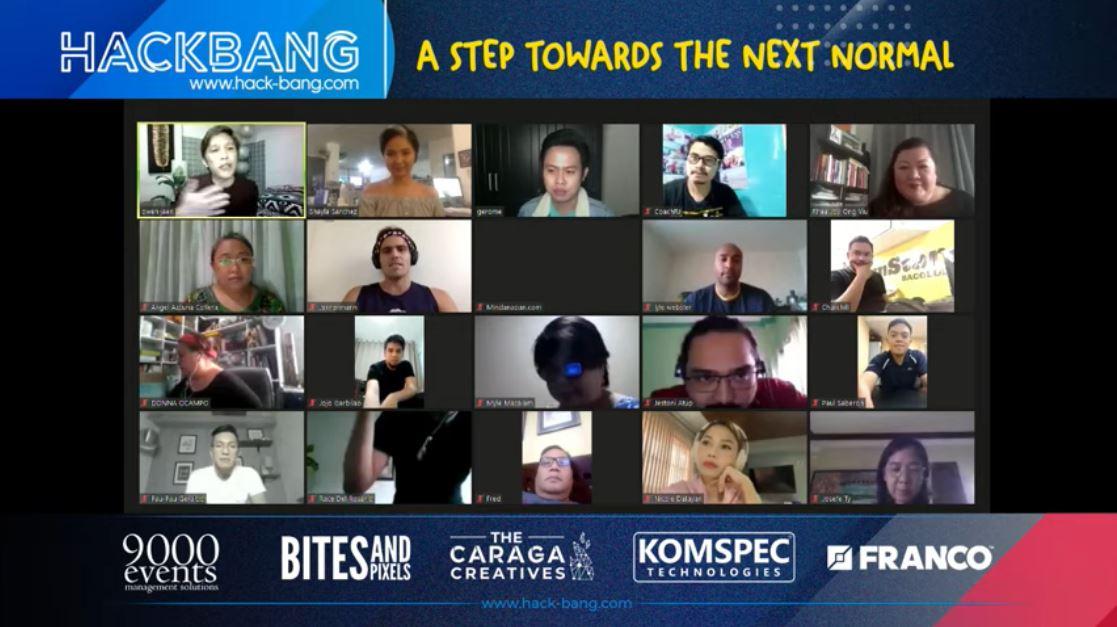 Hackbang Hackathon new normal