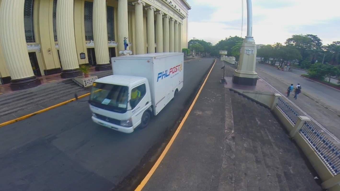 Philippine Postal new schedule