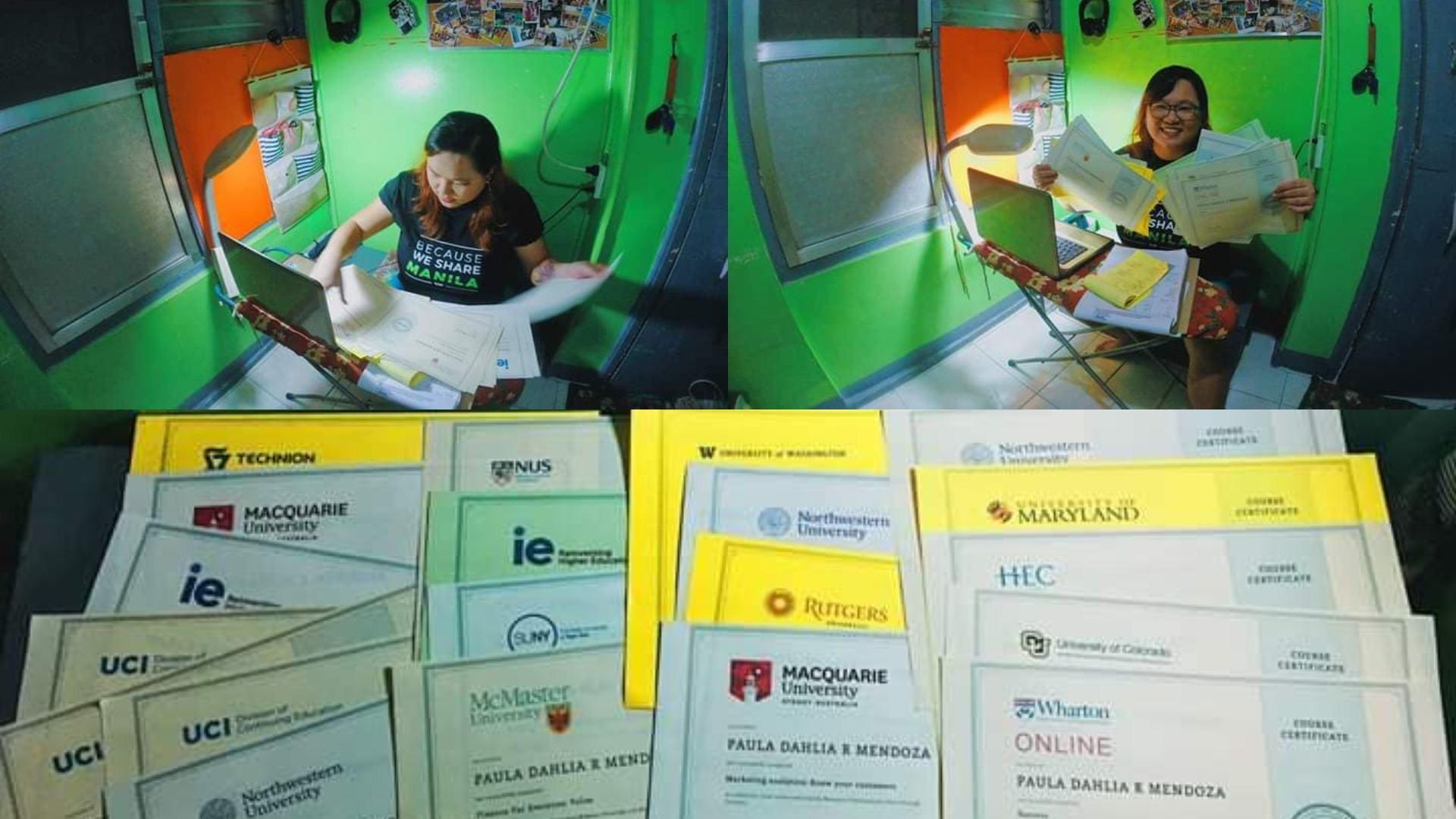 Paula Mendoza Online courses