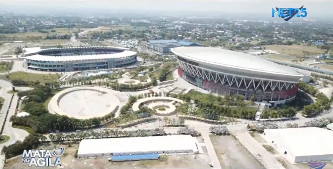 Philippine Arena COVID 19 center