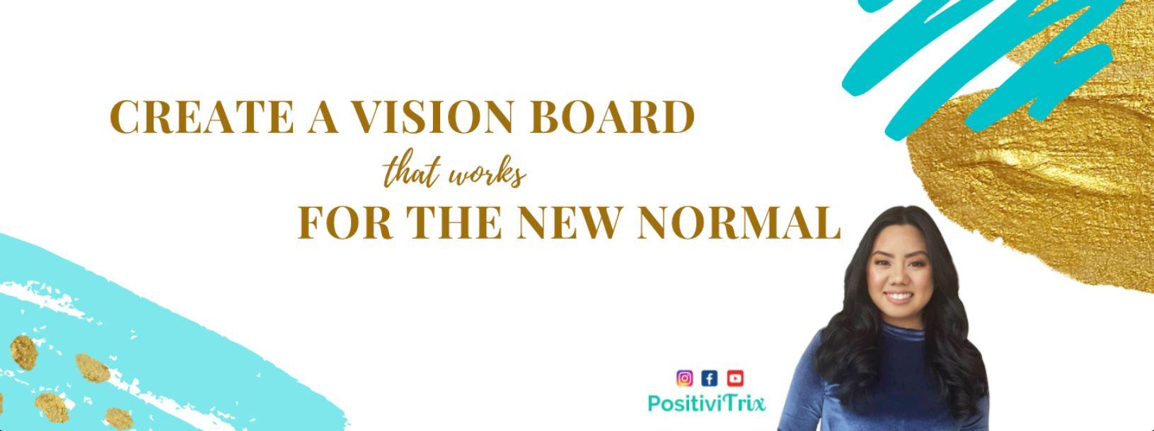 Vision Board Trixie Esguerra