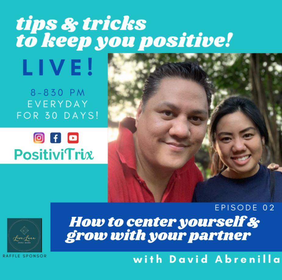 Positivitrix relationship goals