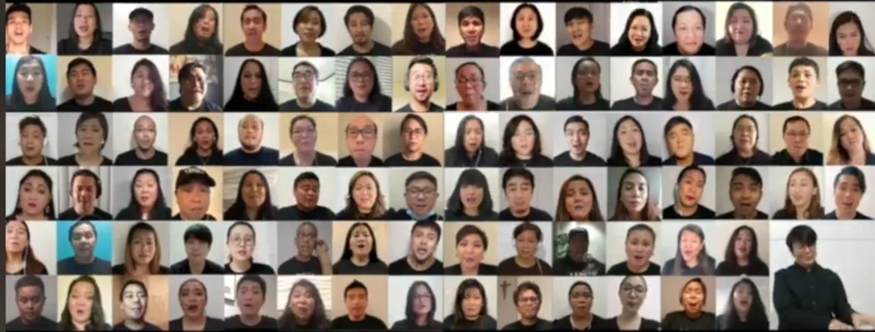 UST Singers alumni